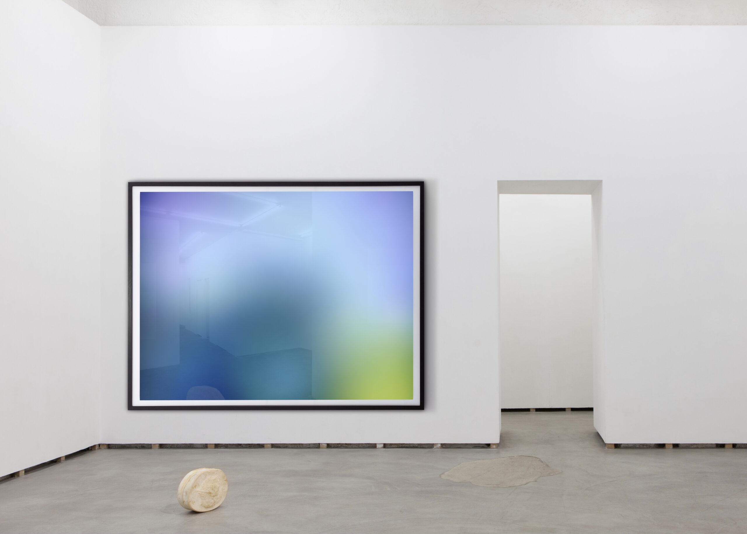 CHRIS TILLE »Kraftfeld«   Ein Kunstprojekt zur OPEN ART Munich   24.9. – 9.10.2021